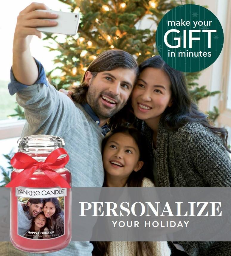 Personalize Your Holiday