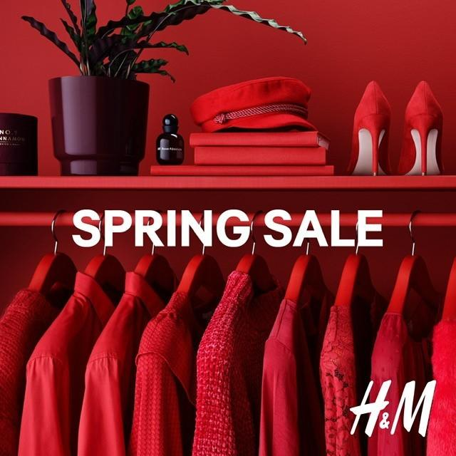 Extra 20% off Sale from H&M