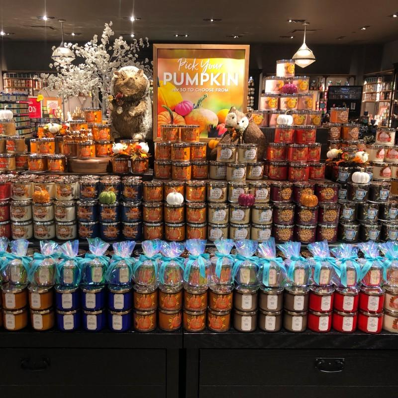 Pumpkin Season is Officially Here at Bath & Body Works! from Bath & Body Works