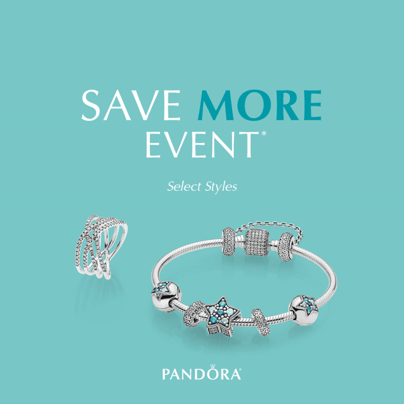 Save More Event at PANDORA from PANDORA