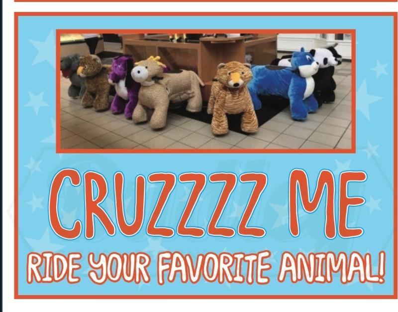Furry Animal Rides