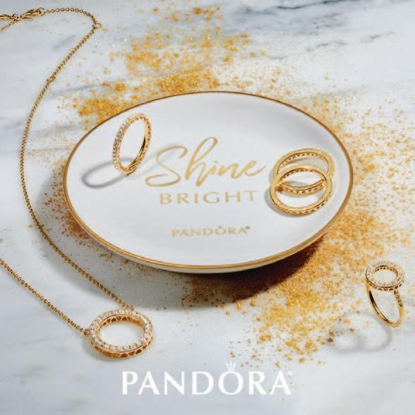 Come on in to Pandora today to check out the brand new jewelry line, Pandora Shine!! from PANDORA