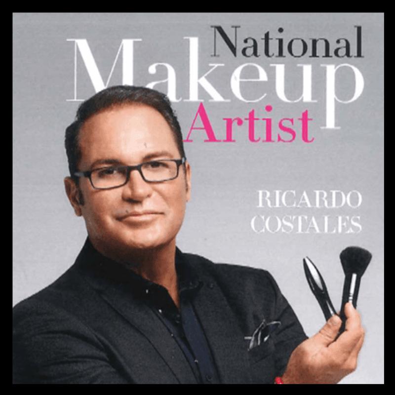 Lancôme National Makeup Artist Ricardo Costales