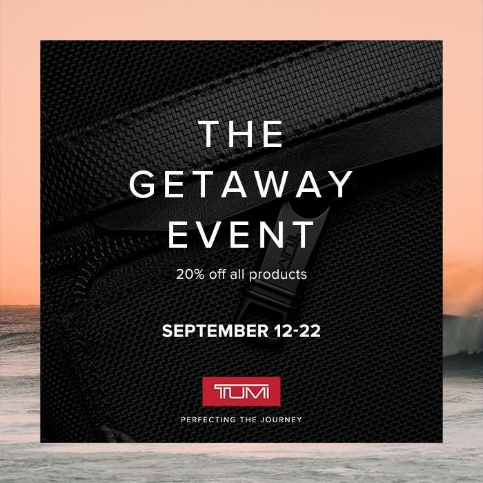 GETAWAY EVENT
