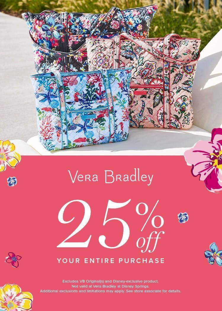 Fresh Picks from Vera Bradley