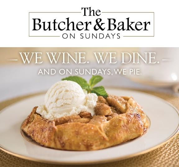 The Butcher & Baker on Sundays from The Capital Grille