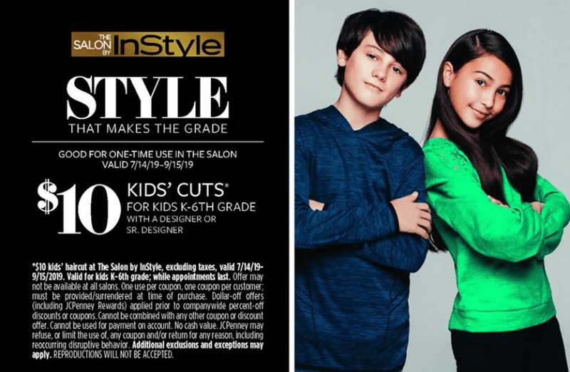 Style That Makes the Grade from JCP Salon