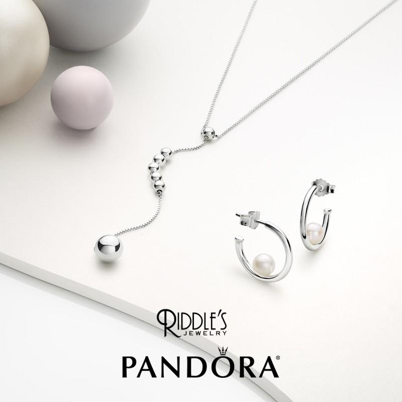 New Purely Pandora Collection from Riddle's Jewelry