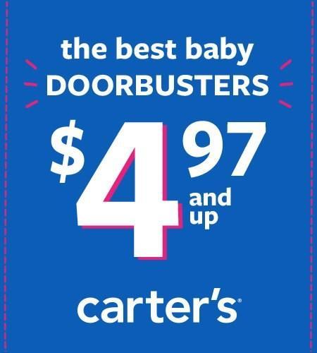 Best Baby Doorbusters