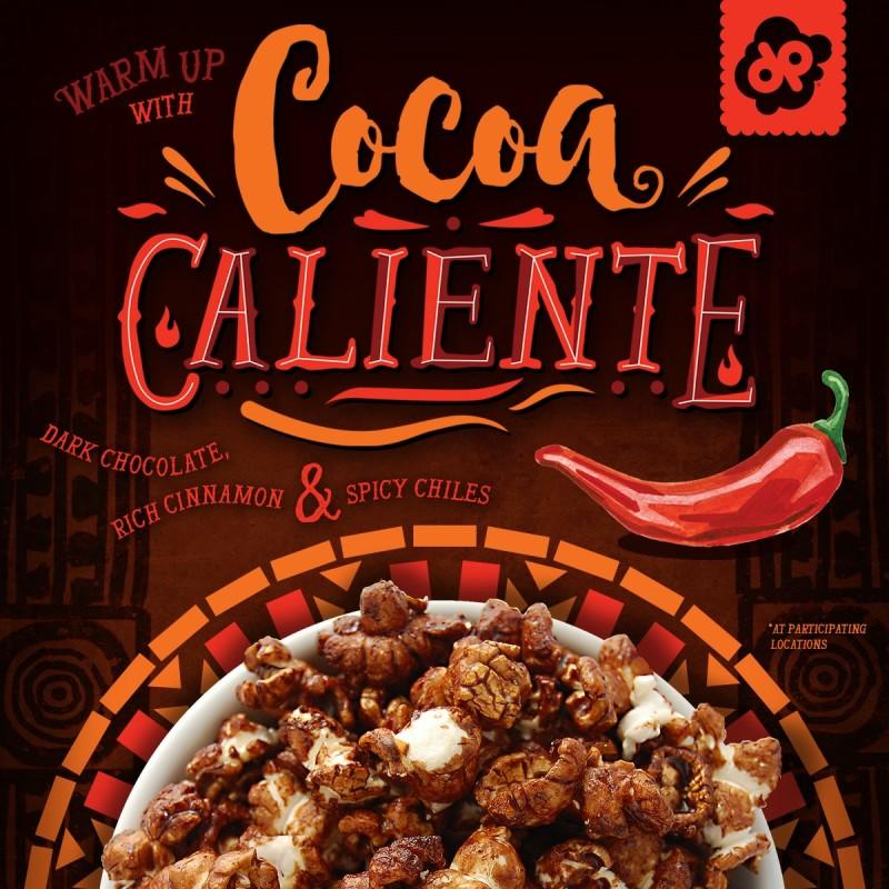 Cocoa Caliente from Doc Popcorn