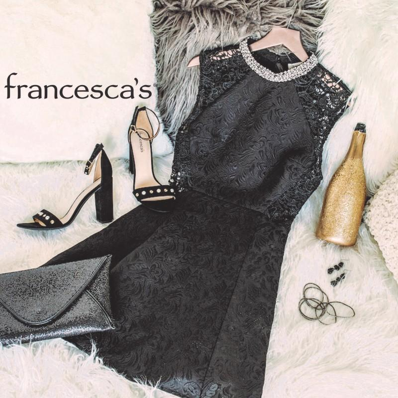 Holiday Dresses at Francesca's!