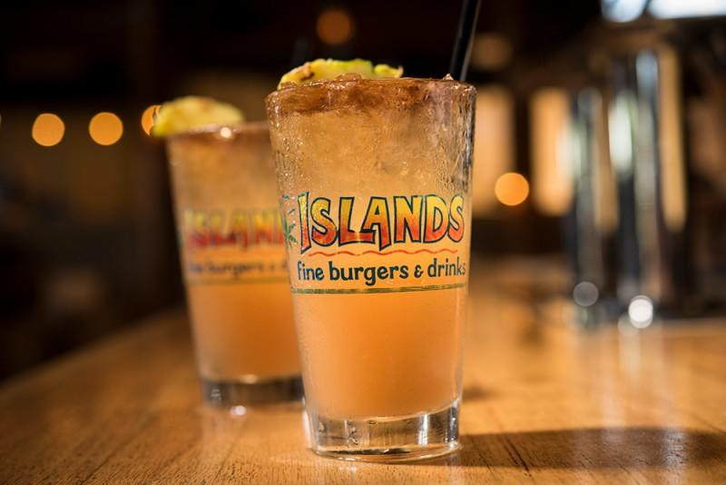 Celebrate Mai Tai Day at Islands