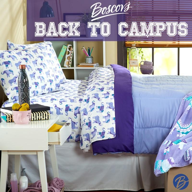 Back to Campus Sale from Boscov's