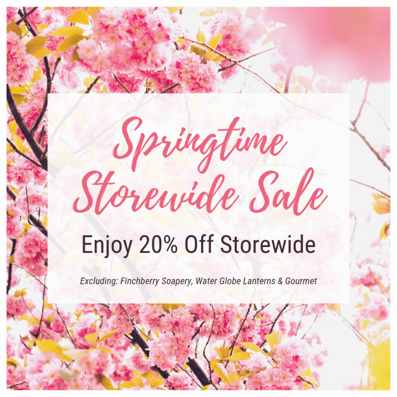 20% Off Storewide Sale. from Black Iris Floral & Gifts