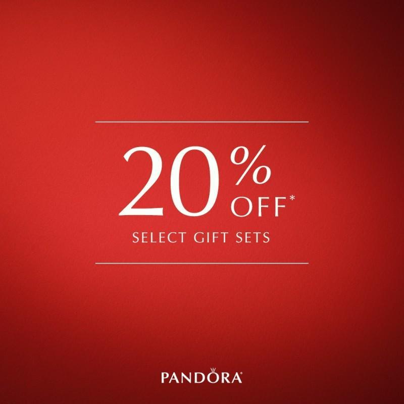 Gift Sets 20% Off