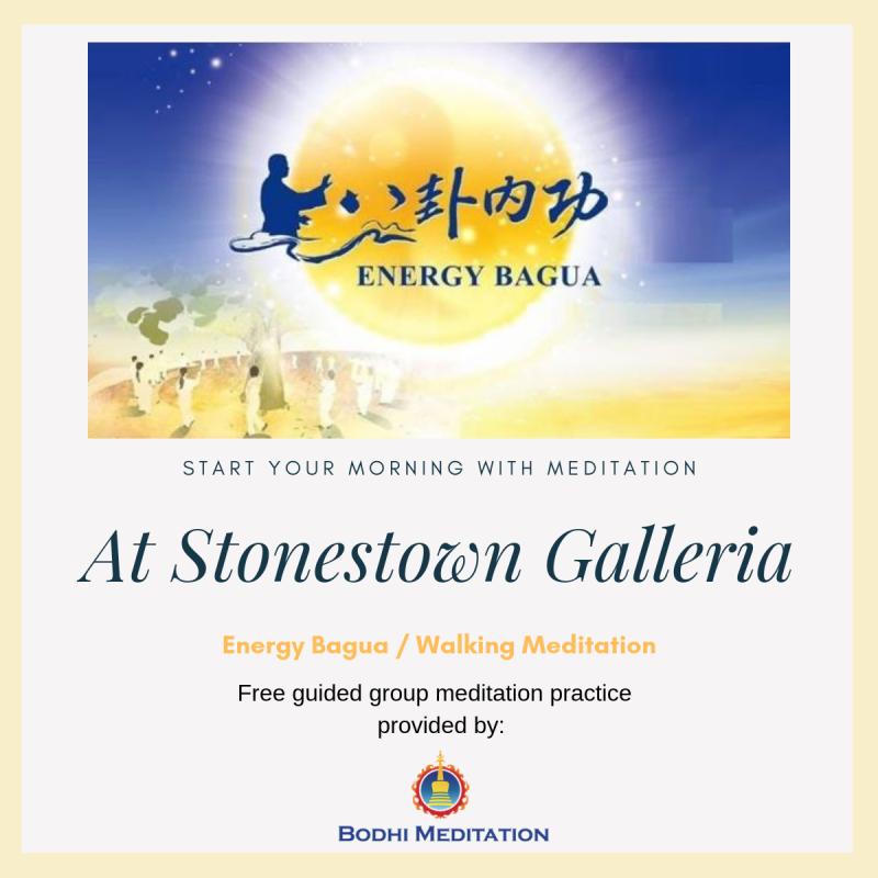 Meditation Class Info