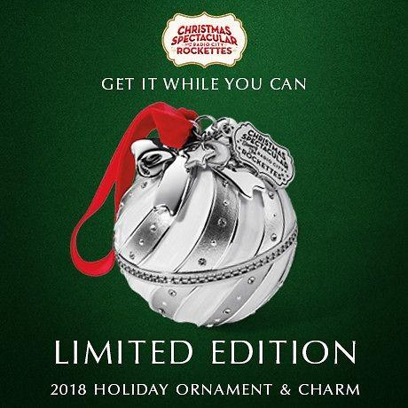 Limited Edition Ornament from Hallmark