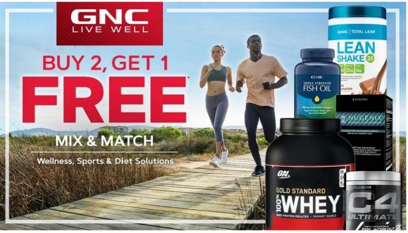 May Sales at GNC from GNC