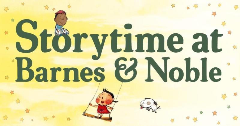 Weekly Children's Storytime