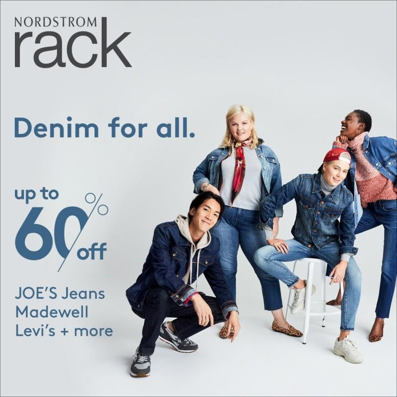 Denim for all, at Nordstrom Rack from Nordstrom Rack