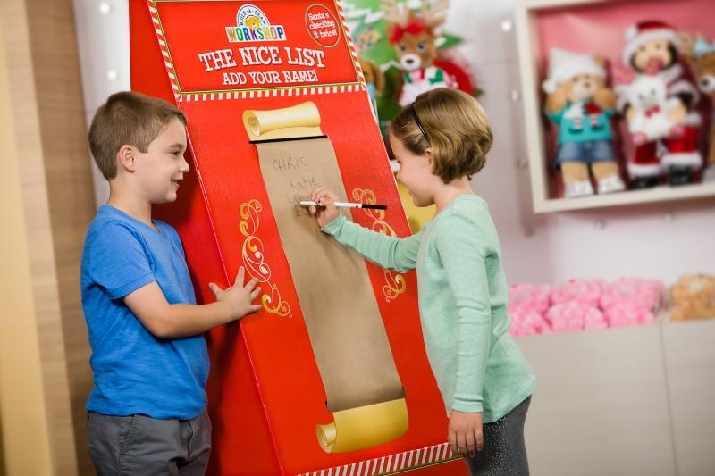 Sign Santa's Nice List!