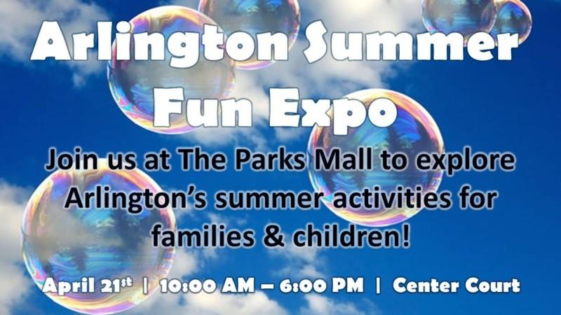 Parks Mall's Summer Fun Expo