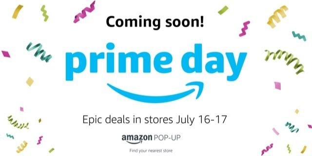 Prime Day! from Amazon Pop-Up