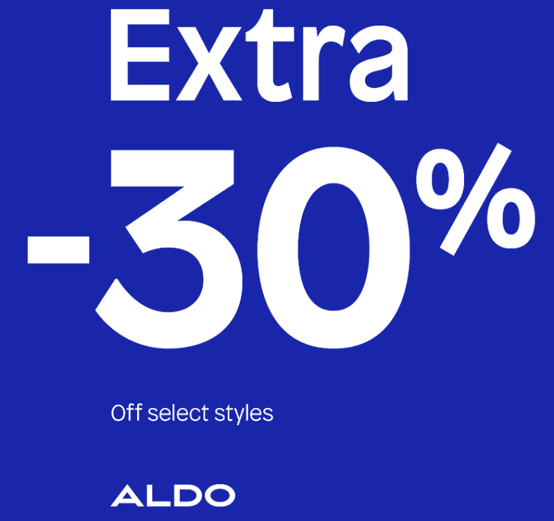 Extra 30% off