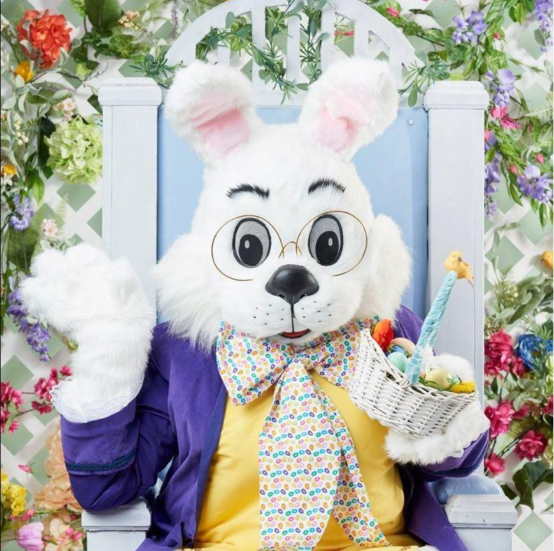 Easter Bunny Grand Opening Weekend Celebration