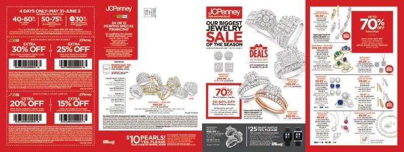 Biggest Jewelry Sale of the Season from JCPenney