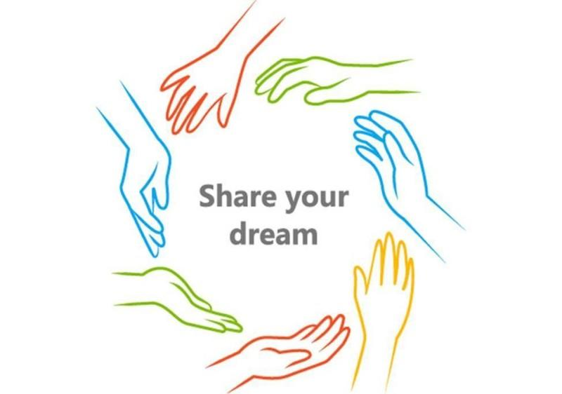 MLK Dream Artwork from Microsoft