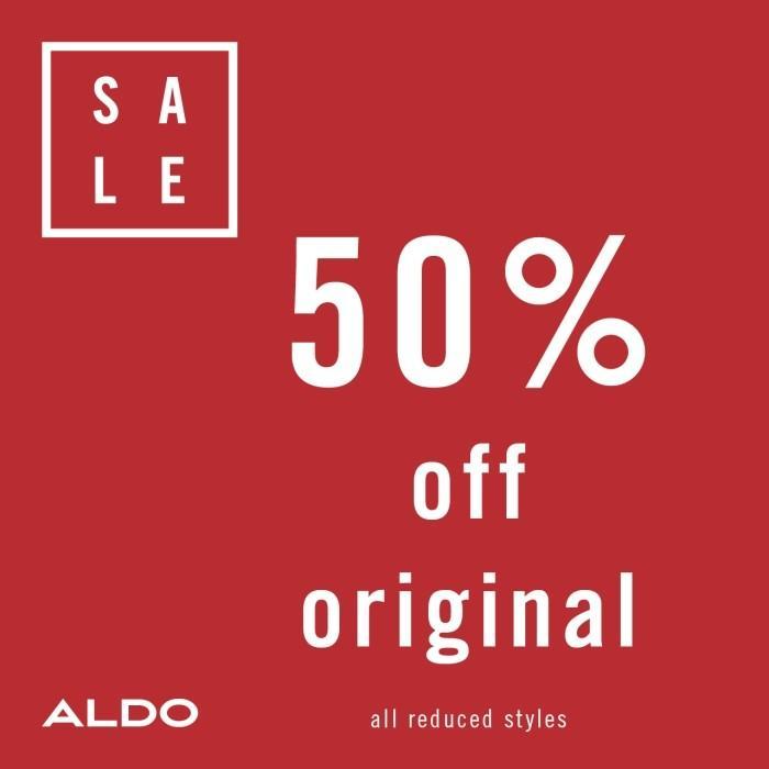 End of Season Sale from ALDO