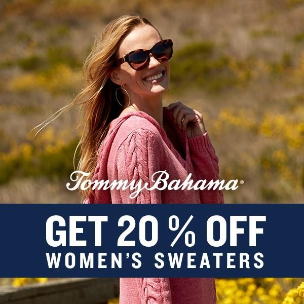 Special savings from Tommy Bahama