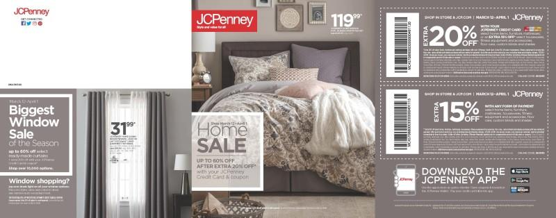 Home Sale from JCPenney