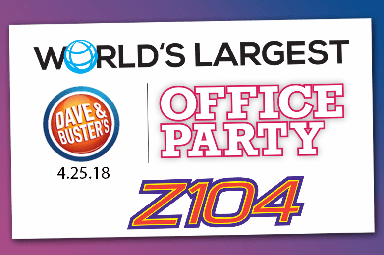 World's Largest Office Party at Dave & Buster's