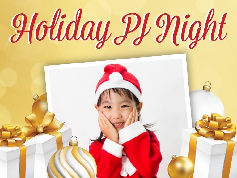 Holiday PJ Night