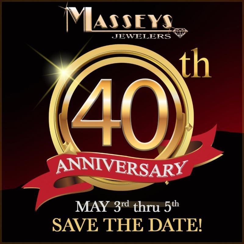 40th Anniversary from Massey's Jewelers