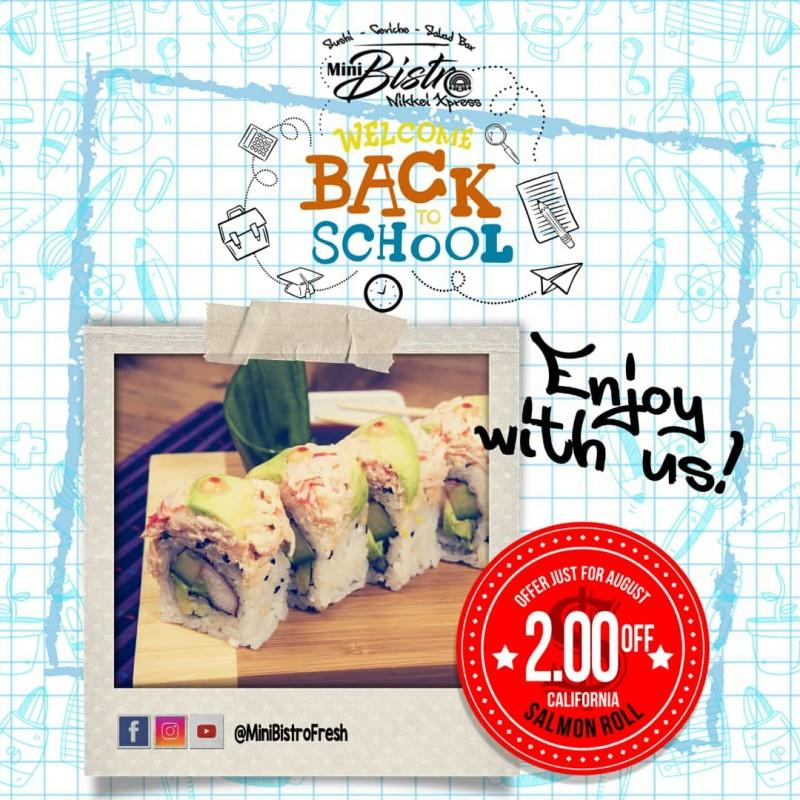 Back To School Special from Mini Bistro