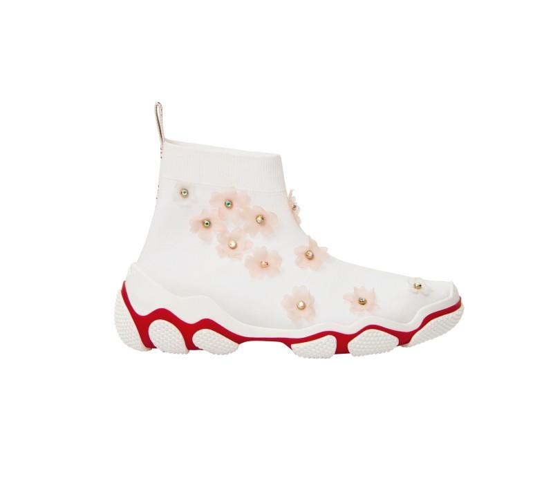 Cherry Blossom Sneakers from REDValentino