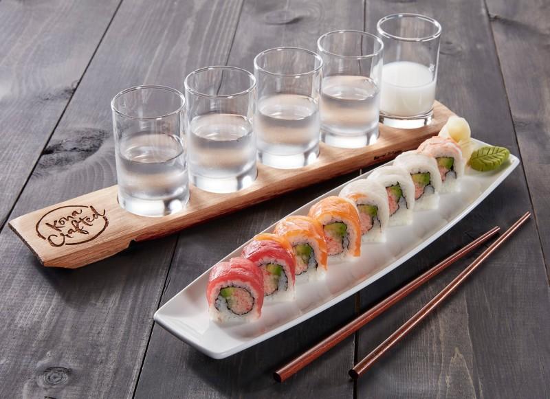 Sushi & Saké