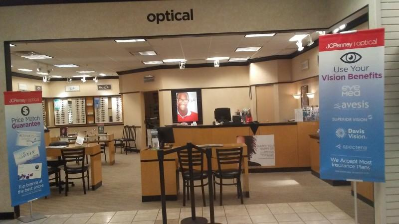 The Doctor is in at JCPenney Optical from JCPenney