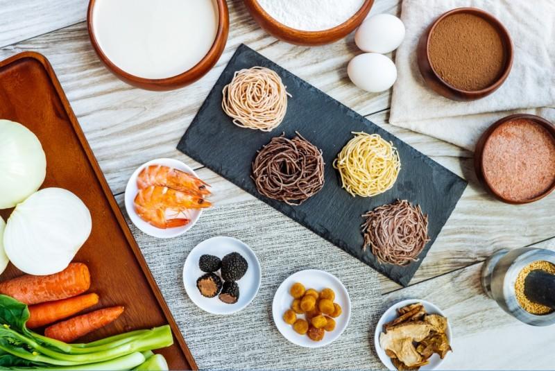 麵條美食節 from 胡麻亭拉麵