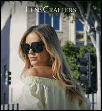 Summer Shades at LensCrafters!