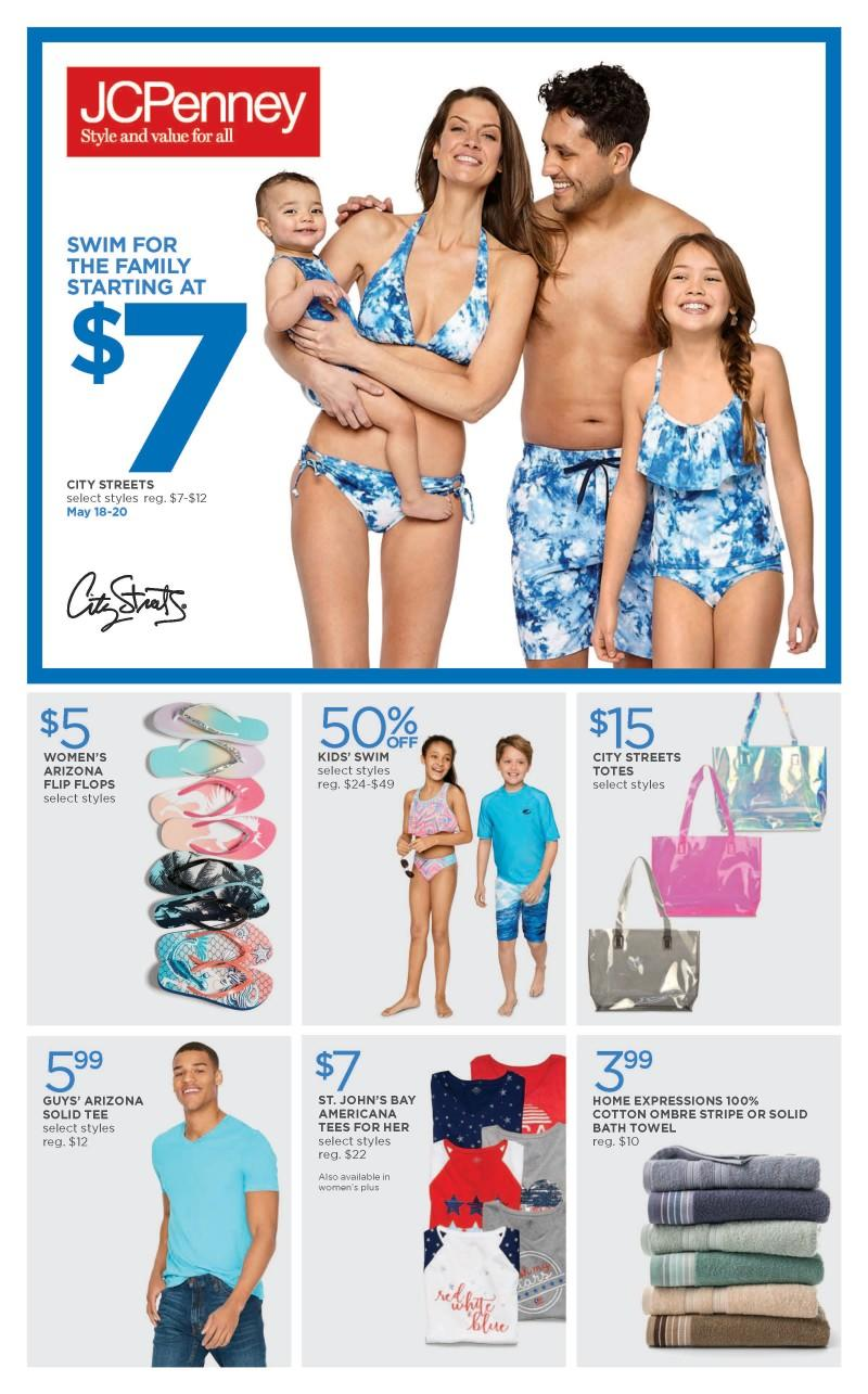 Swim For The Family from JCPenney