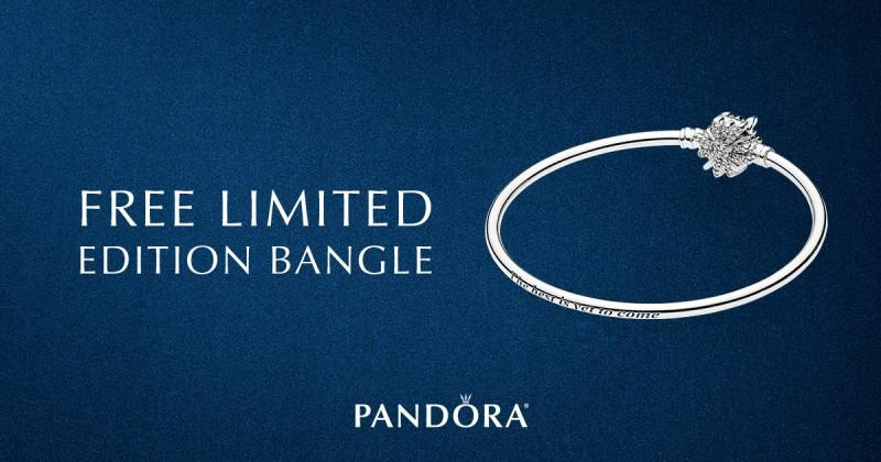Limited Time Holiday Sale at Pandora! from PANDORA