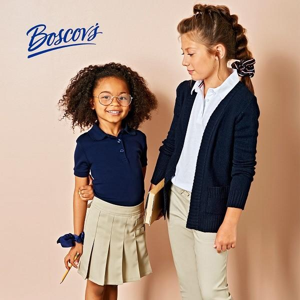 Back to Class!  Uniforms