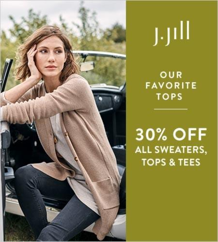 Save 30% off All Sweaters