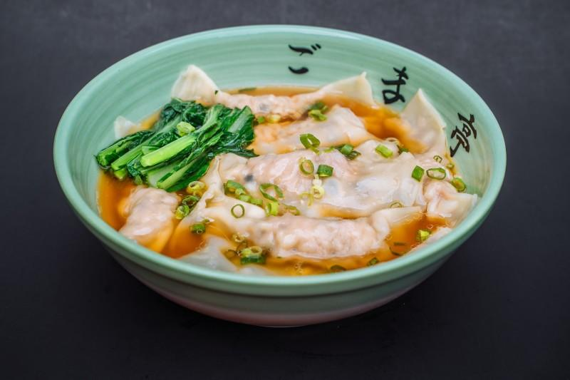 New Japanese Won Ton Menu Items from Goma Tei Ramen