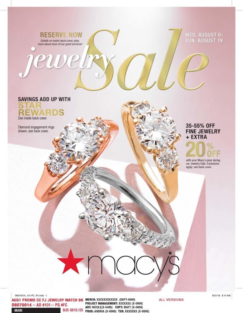 Jewelry Sale from macy's