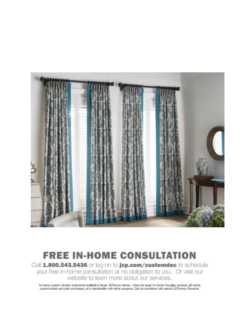 40 off on booked for custom window treatments